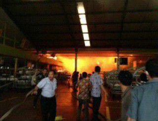 Dua Karyawan PT KMK Tangerang Mengalami Luka Bakar aff8d56d24