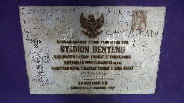 Stadion Benteng.