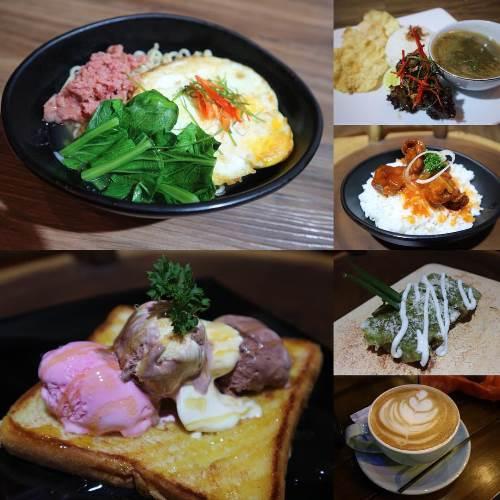 Menu Makanan Math Coffee and Resto Kota Tangerang.