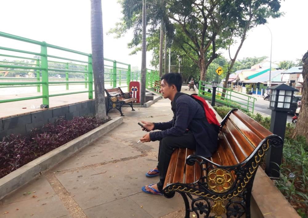 Destinasi wisata Kampung Bekelir, Kota Tangerang.