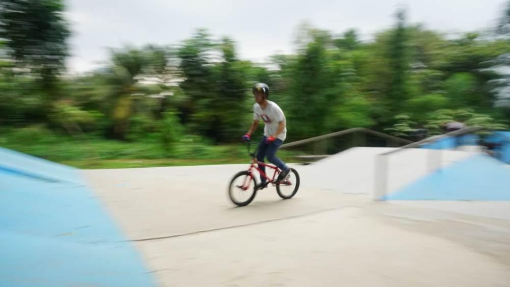 Taman Skatepark.
