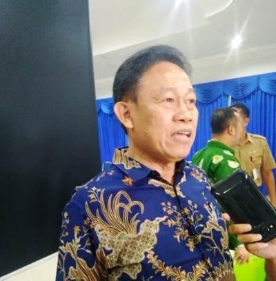 Kepala Badan Penyuluhan dan Pengembangan Sumber Daya Manusia Pertanian (BPPSDMP), Momon Rusmono.