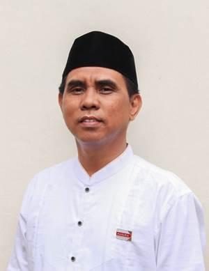 Sekretaris Hanura DPC Kota Tangerang Ir. Nunung Nuryaman yang maju sebagai caleg di Daerah Pemilihan (Dapil) V Kota Tangerang.