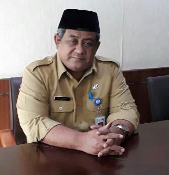 Kepala BKPSDM Kota Tangerang Ahmad Luthfi.