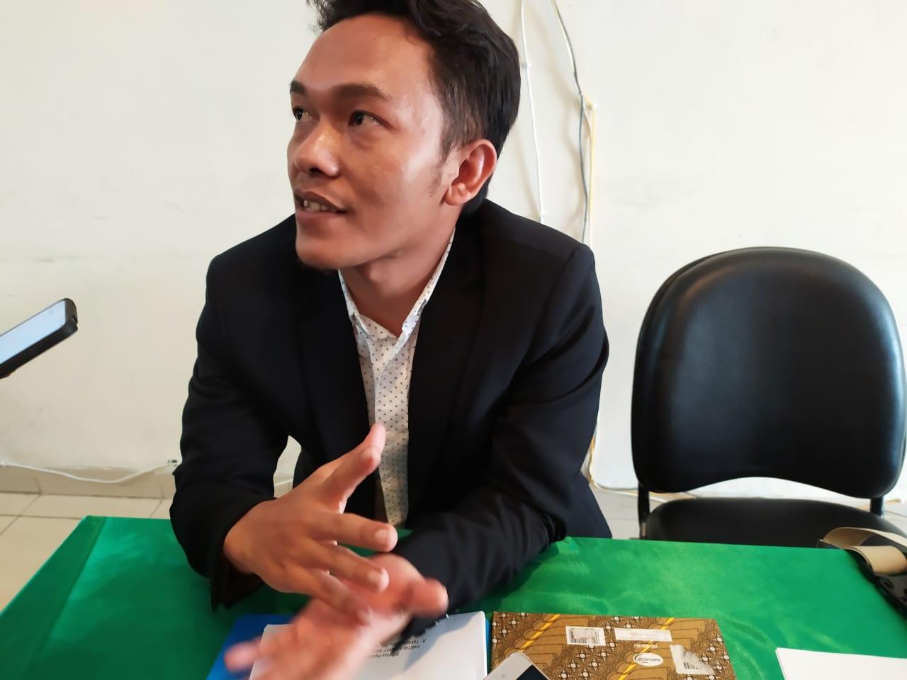 Zulfahmi, Ketua Dewan Pimpinan Daerah (DPD) PAN Tangsel.