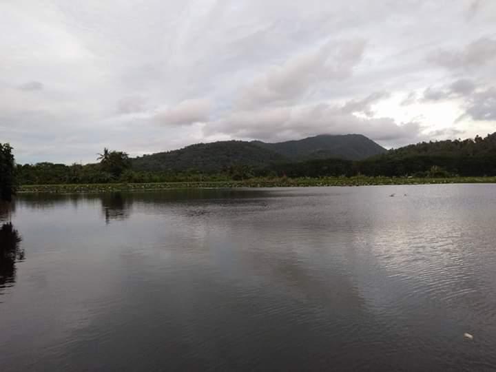 Situ Rawa Arum di Kecamatan Grogol, Kota Cilegon.