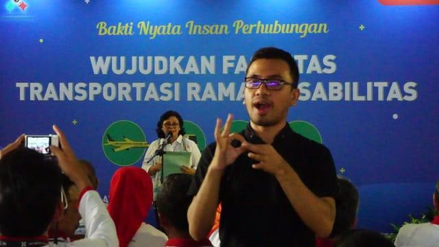 Direktur Operasi dan Pelayanan PT Angkasa Pura II Ituk Herarindri.