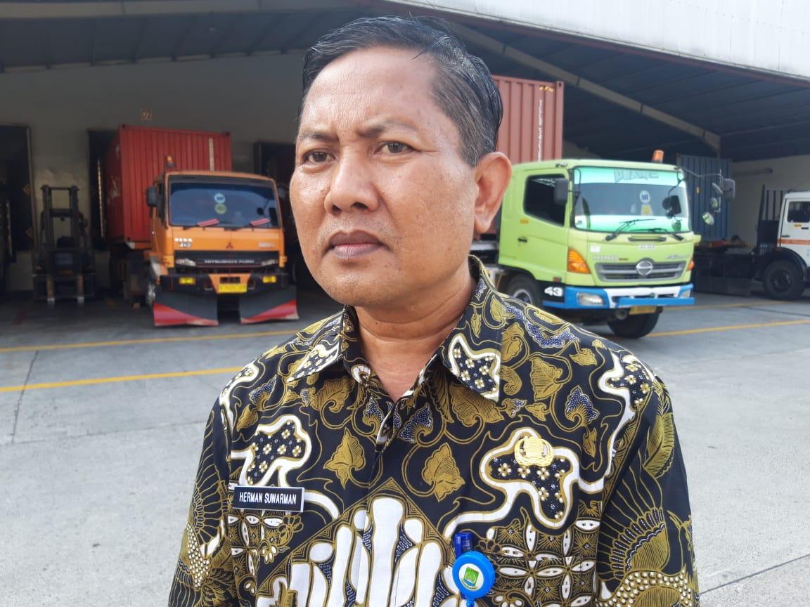 Kepala Dinas Perindustrian dan Perdagangan Kota Tangerang Herman Suwarman.