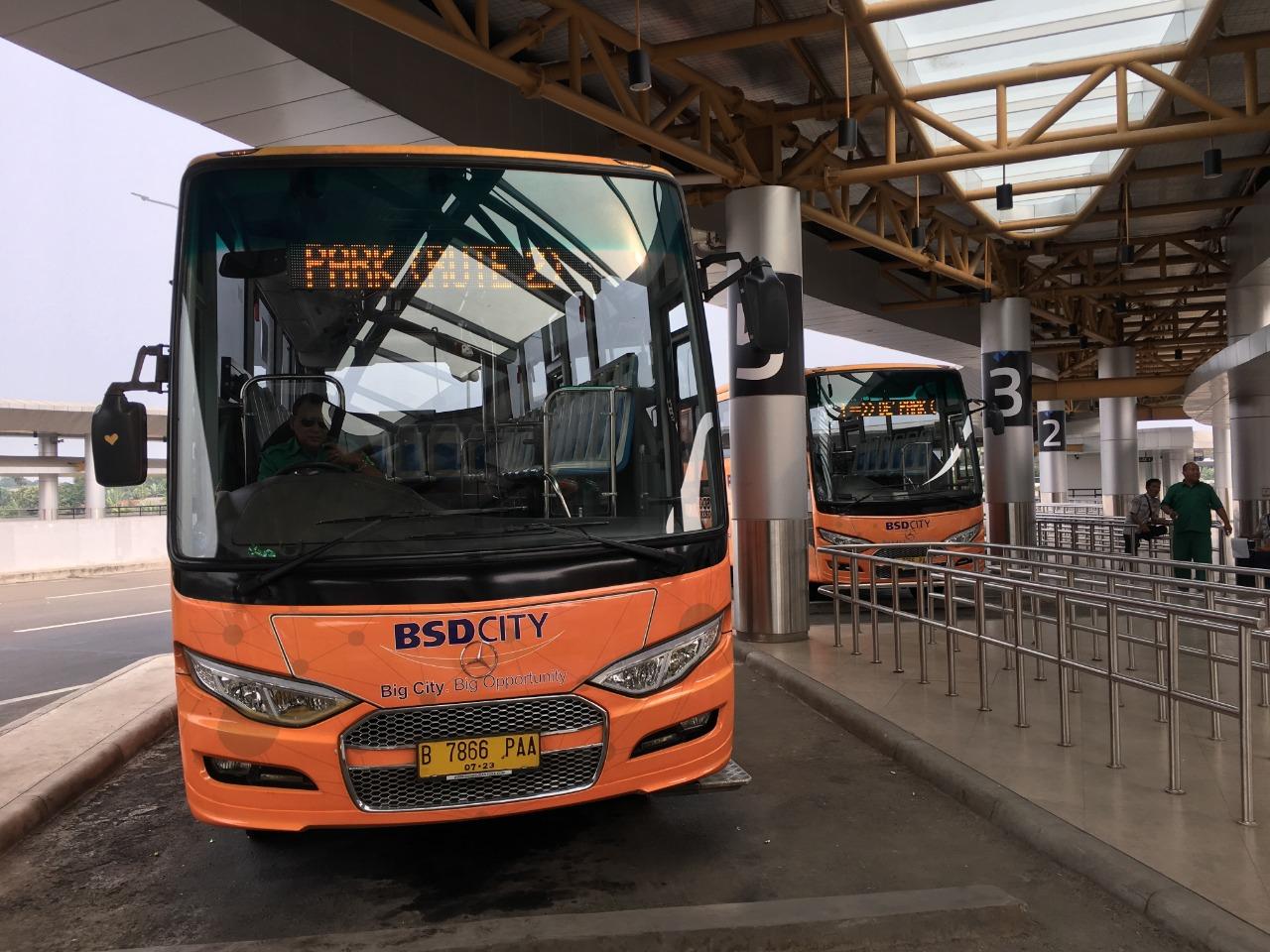 Shuttle Bus BSD Link.