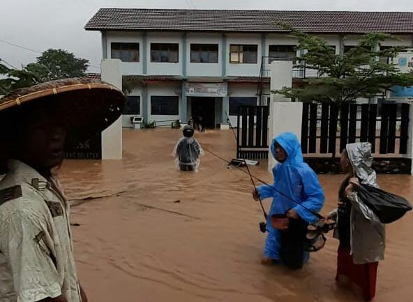Pamulang Serpong Utara Ciputat Banjir Ini Lokasinya