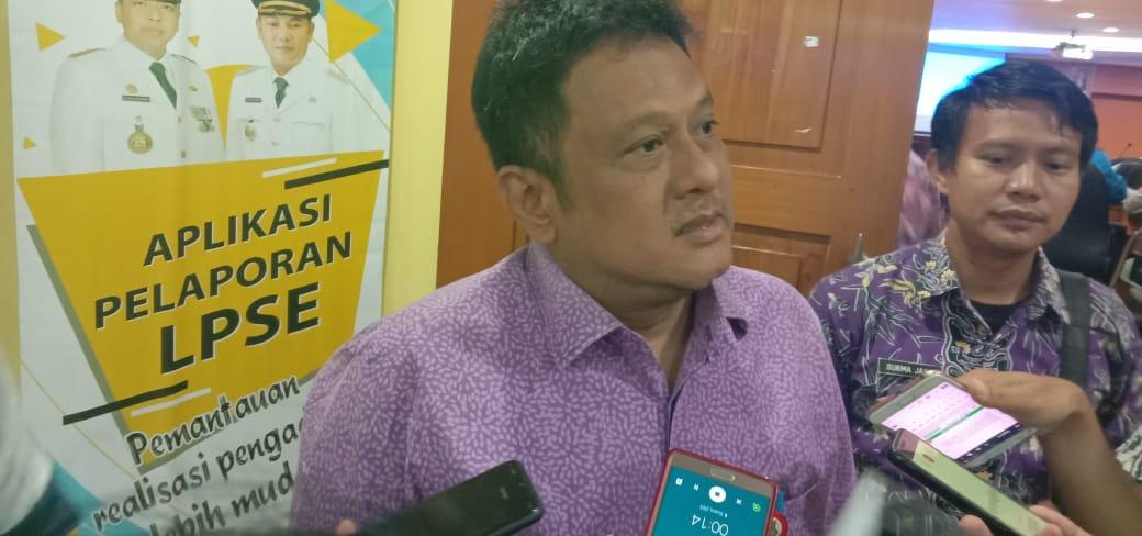 Kepala BPBD Kabupaten Tangerang Bambang Sapto.