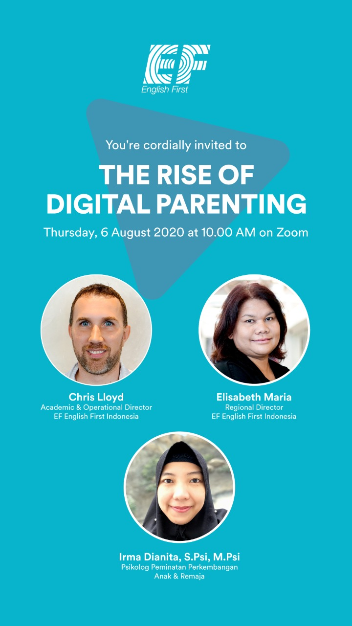 Flayer The Rise Of Digital Parenting.