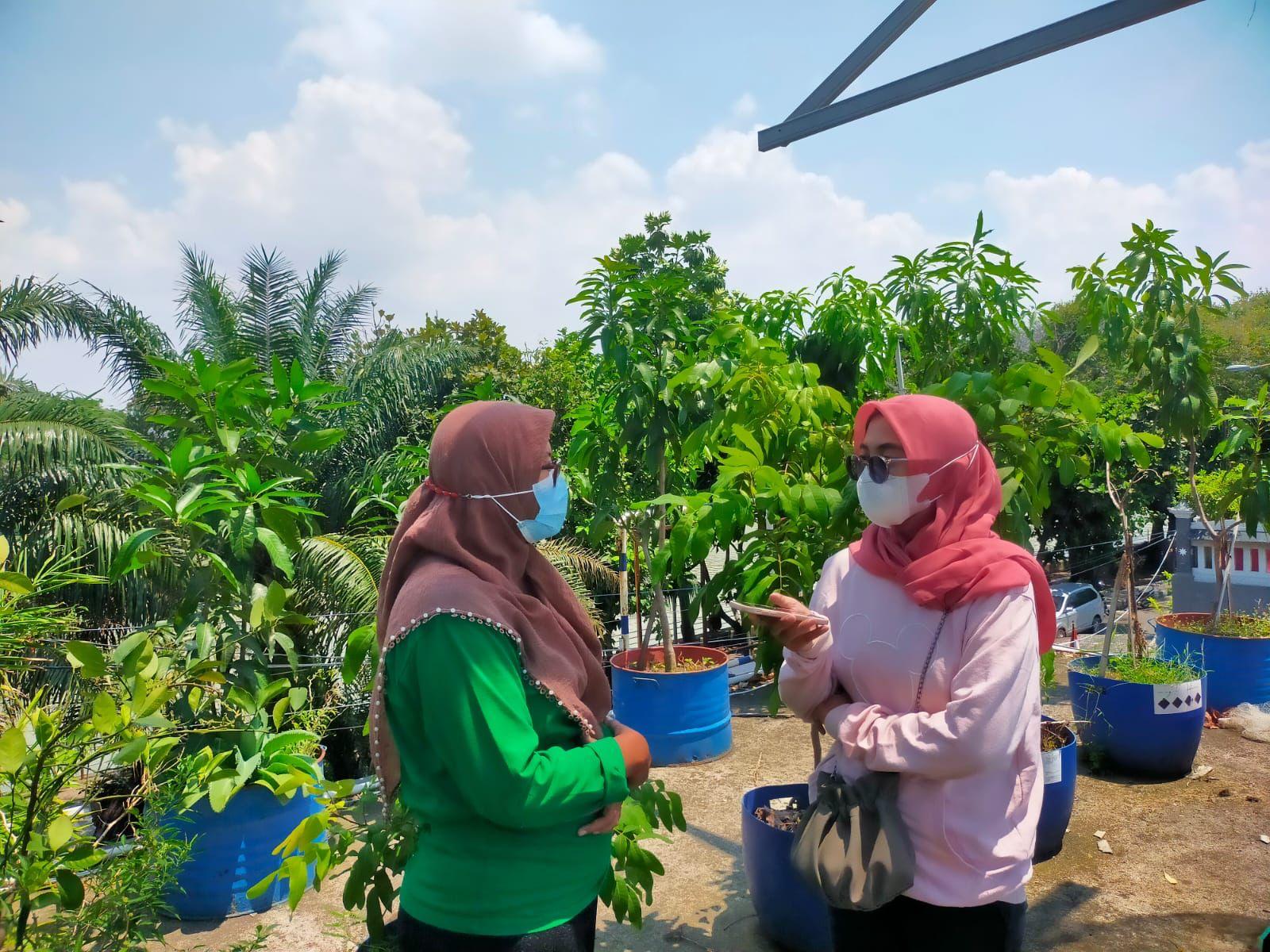 Kampung Talas yang terletak di Kecamatan Karawaci, Kota Tangerang.
