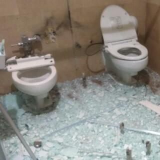 Toilet Alam Sutera