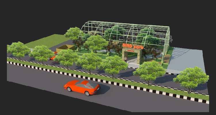 Tiga Taman Ini Akan Jadi Wisata Baru Kota Tangerang
