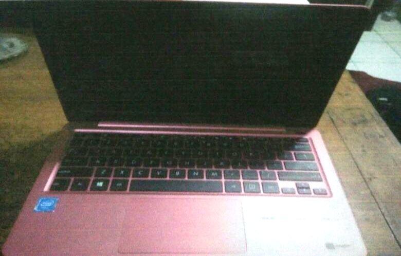 Barang Bukti Laptop.