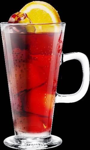 Gelas minum kaca Citinova Glassware tipe Helsinki.