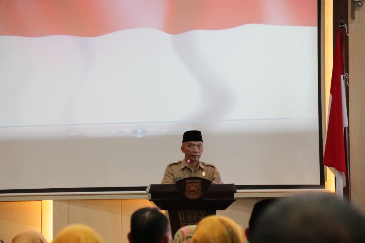 Kepala Badan Kepegawaian Pendidikan dan Pelatihan (BKPP) Kota Tangsel Apendi.