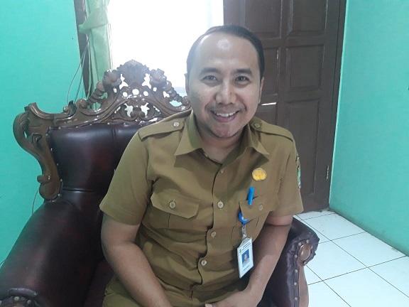 Kepala Bidang Rehabilitasi Sosial Dinsos Kota Tangerang, dr. Feriyansyah.