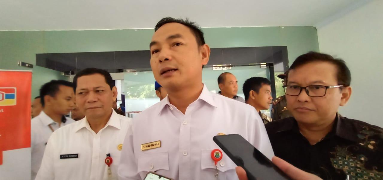 Wakil Bupati Tangerang Mad Romli.