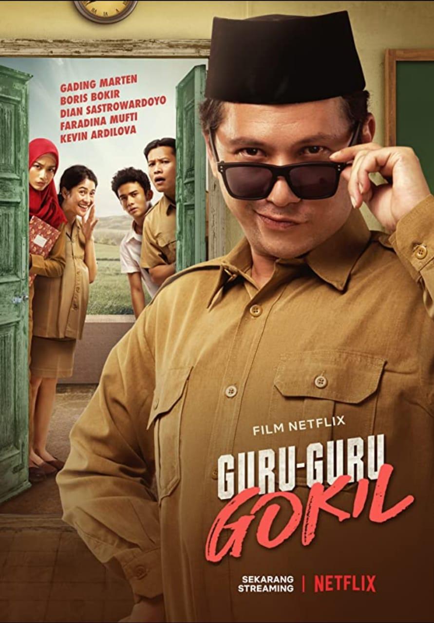 Cover film GURU-GURU GOKIL.