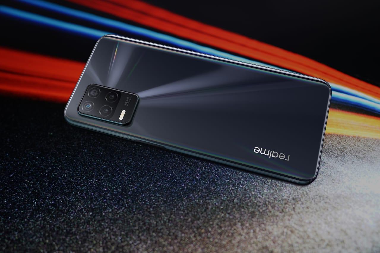 Realme, brand smartphone.